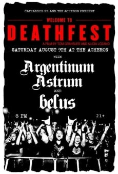 Ver película Welcome to Deathfest