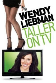 Película: Wendy Liebman: Taller on TV