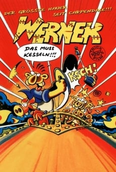 Ver película Werner: Eat My Dust