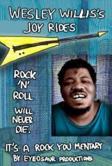 Watch Wesley Willis's Joyrides online stream