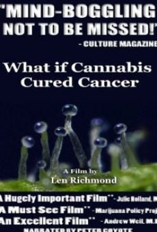 Película: What If Cannabis Cured Cancer