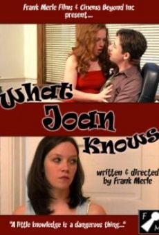 What Joan Knows online free