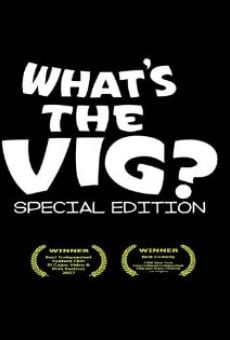 What's the Vig? on-line gratuito