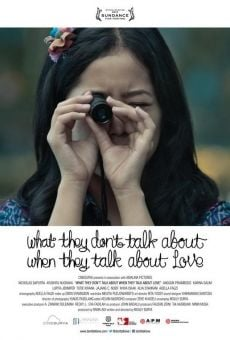 Película: What They Don't Talk About When They Talk About Love