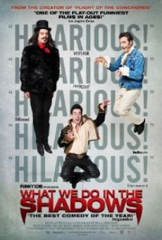 Ver película What We Do in the Shadows