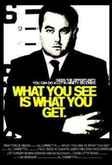 Película: What You See Is What You Get