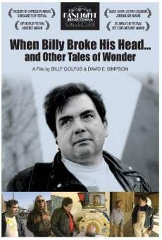 When Billy Broke His Head... and Other Tales of Wonder on-line gratuito