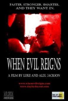 Ver película When Evil Reigns