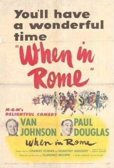 When in Rome online gratis
