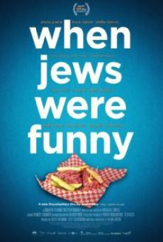 When Jews Were Funny online streaming