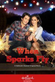 Ver película When Sparks Fly