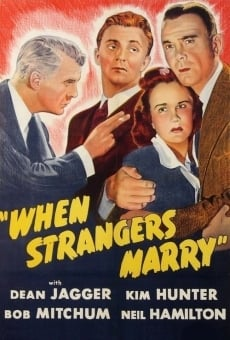Ver película When Strangers Marry