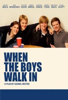 Ver película When the Boys Walk In