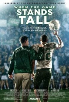 When the Game Stands Tall on-line gratuito