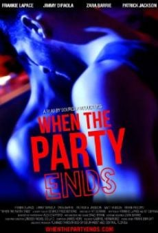 When the Party Ends on-line gratuito