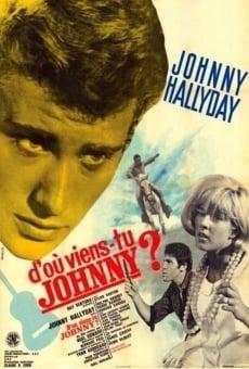 D'où viens-tu... Johnny? online kostenlos