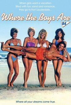 Película: Where the Boys Are '84