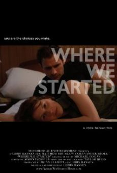 Película: Where We Started