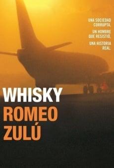 Vol Whisky Romeo Zulu