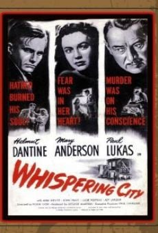 Película: Whispering City