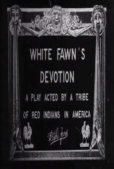 Película: White Fawn's Devotion: A Play Acted by a Tribe of Red Indians in America