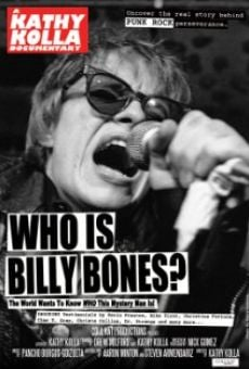 Película: Who Is Billy Bones?