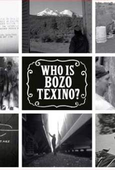 Película: Who is Bozo Texino?