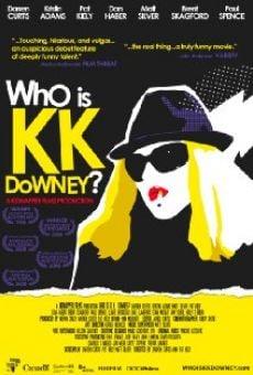 Watch Who Is KK Downey? online stream