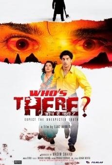 Ver película Who's There?