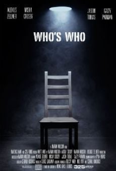 Watch Who's Who online stream