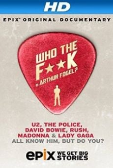Película: Who the F**K Is Arthur Fogel