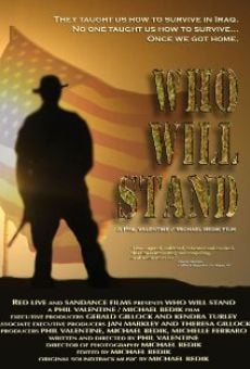 Who Will Stand on-line gratuito