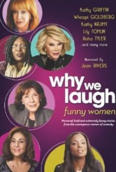Why We Laugh: Funny Women online