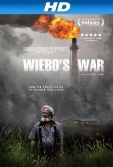 Watch Wiebo's War online stream