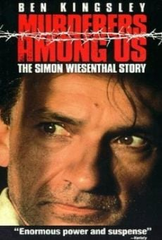 Murderers Among Us: The Simon Wiesenthal Story on-line gratuito