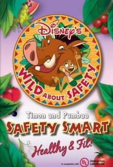 Wild About Safety: Timon and Pumbaa's Safety Smart Healthy & Fit! (Wild About Safety with Timon and Pumbaa 5) on-line gratuito