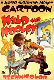 Wild and Woolfy on-line gratuito