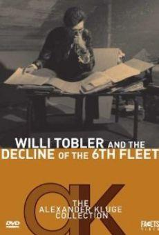 Willi Tobler und der Untergang der 6. Flotte