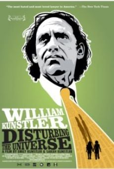 William Kunstler: Disturbing the Universe online streaming
