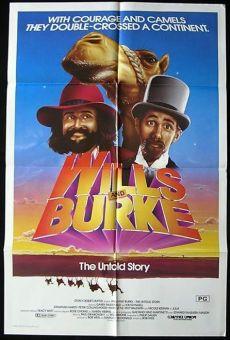 Ver película Wills & Burke