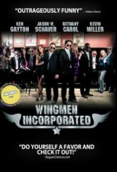 Ver película Wingmen Incorporated