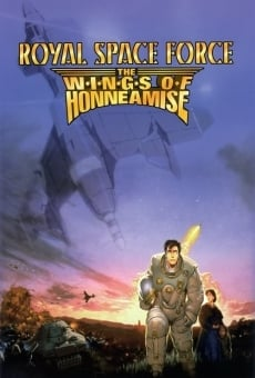 Ver película Wings of Honneamise: Royal Space Force
