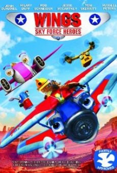 Wings: Sky Force Heroes on-line gratuito
