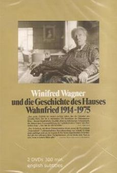 Ver película Winifred Wagner und die Geschichte des Hauses Wahnfried von 1914-1975
