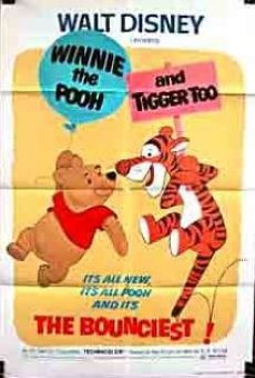 Winnie the Pooh and Tigger Too! online streaming