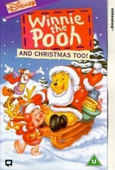 Winnie the Pooh & Christmas Too online
