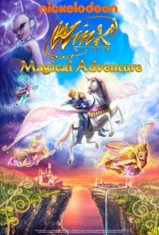 Winx Club 3D - Magic Adventure on-line gratuito