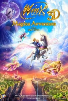 Winx Club 3D - Magic Adventure (Winx Club 3D - Magical Adventure) online free