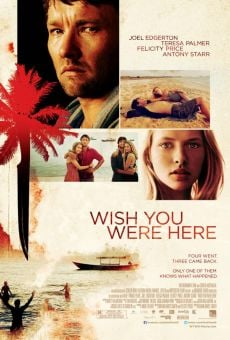 Wish You Were Here online streaming