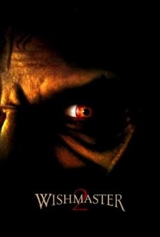 Ver película Wishmaster 2: El mal nunca muere